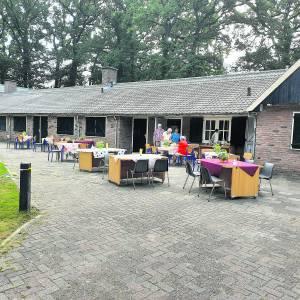 Zonnebloem afdeling Sluitersveld en Scouting 'de Blauwe Reigers' werken samen
