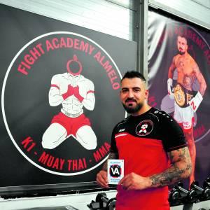 Keurmerk Vechtsportautoriteit voor Fight Academy Almelo