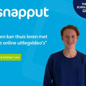 Snapput biedt maand lang gratis onderwijshulp