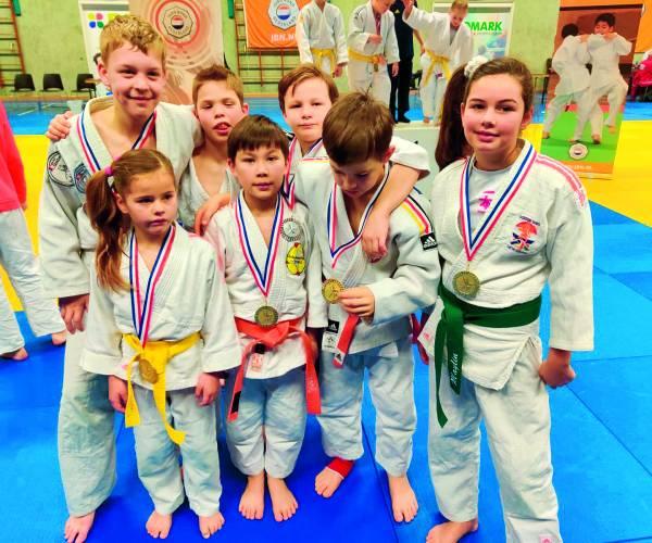 Drie judoka's naar Nederlands kampioenschap