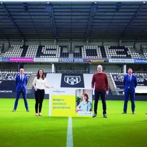 Strategische samenwerking Heracles Almelo, MST en ROC van Twente<br />The Fitgame: een samenwerking op het gebied van topsport, zorg en onderwijs