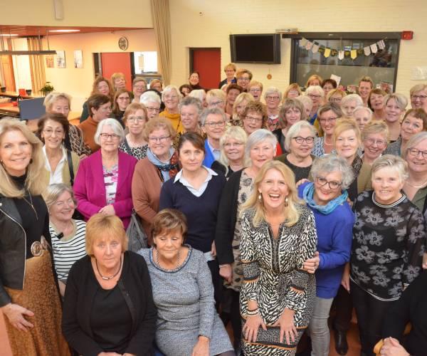 Marian Slooten komt belofte na: reünie voor alle Almelose peuterleidsters van toen en nu