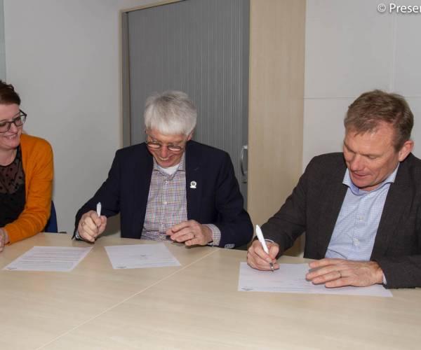 Urenco blijft zich inzetten voor maatschappelijke vrijwilligersprojecten in Almelo