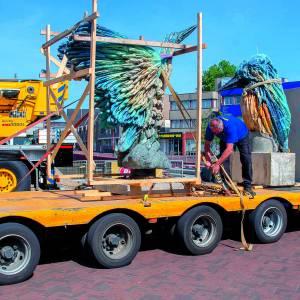 Binnenstad Almelo komt weer volop tot bloei
