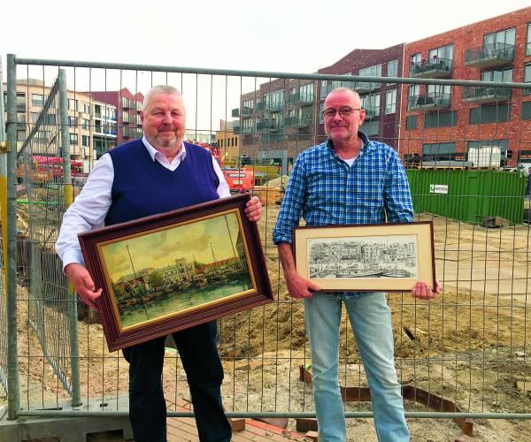 Oude haven komt tot leven met expositie in Huis van Katoen en Nu