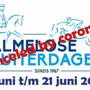 54e editie Almelose Ruiterdagen verplaatst naar 2021