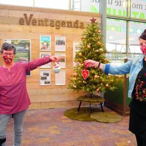 Leuke kerstboomactie voor jubilerende De Klup Twente
