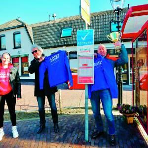 Twentse buschauffeurs winnen Rookvrije Generatie award