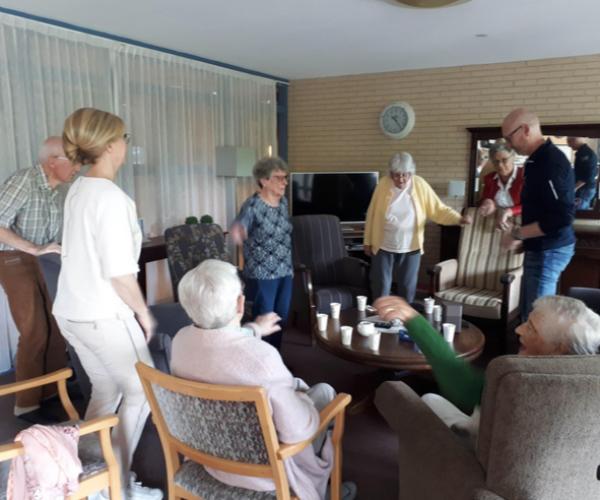 Samen Vitaal ouder worden in Hoog Schuilenburg