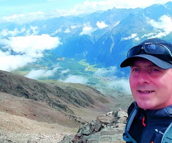 Edward Brama wil anderen inspireren met bergsportdag op de paasfair