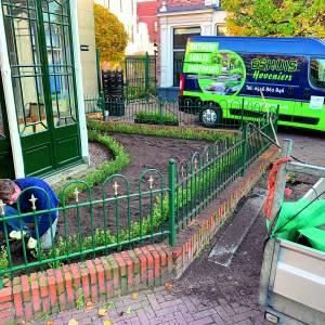 Eshuis Hoveniers verkoopt al eeuw lang tuingeluk