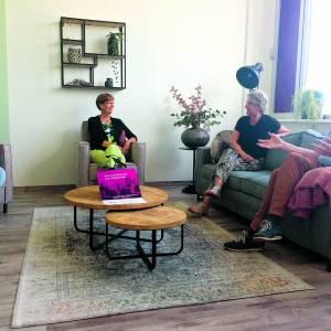 Alma Inloopershuis ook tijdens vakantie open voor een goed gesprek