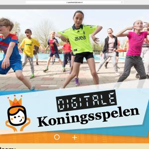Alternatieve Koningsspelen in Almelo: win met de online challenges