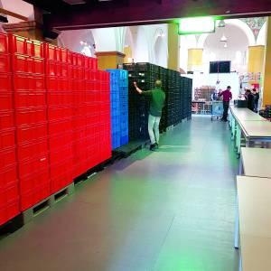 Hulp van Voedselbank Almelo in deze ongewone tijd