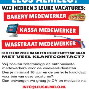 Werken bij Leus Almelo?