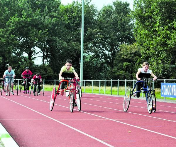 Only Friends Twente zorgt voor vrolijke gezichten bij sporters met beperking