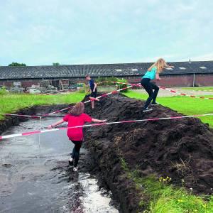 Zone.college Almelo organiseert obstakelrun