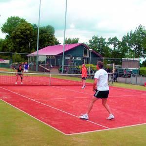 Tennistoernooi HLS Open Aadorp