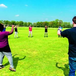 Mensdoormens geeft weer gas: start met teambuilding bij Opporren