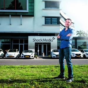 Almelose Shock Media verovert voor zevende jaar op rij FD Gazelle