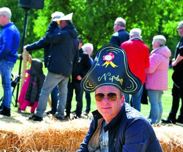 Napoleon even terug in Almelo dankzij Historisch Festival