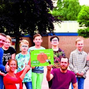 Vrije School winnaar Groenste Idee van Almelo
