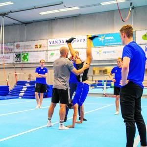 Sportieve lessen voor én door ROC studenten in de IISPA