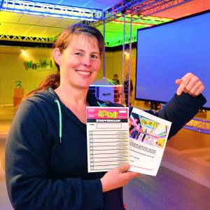 Met strippenkaart is Gameklup ook toegankelijk voor niet-leden De Klup