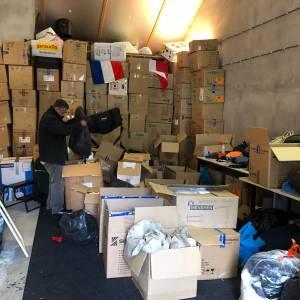 St. Parwin zoekt extra opslagruimte voor hulpgoederen
