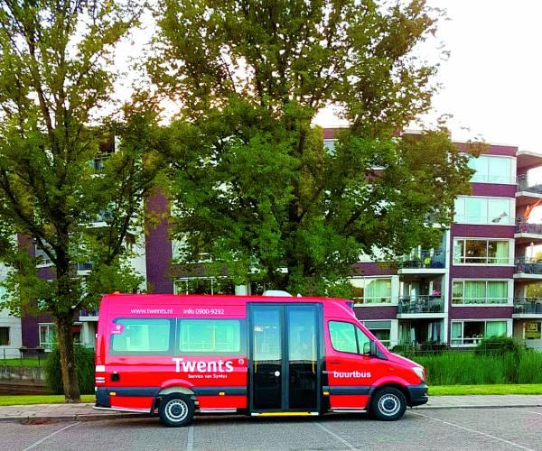 Word jij de nieuwe buurtbuschauffeur bij Twents?