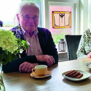 Marie (88) en Bennie (88) zaten in oorlogstijd noodgedwongen thuis, Duitse soldaten namen de St. Alphonsusschool in