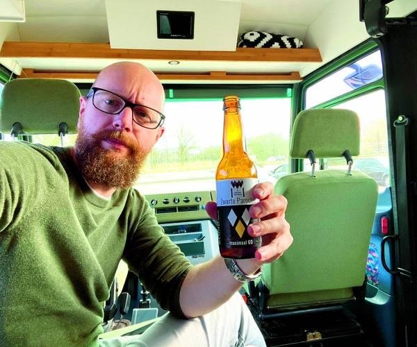 Beste Overijssels bier komt van Zwarte Parochie uit Almelo