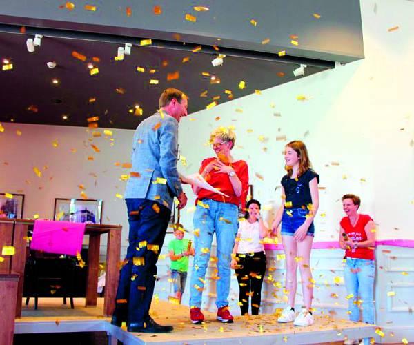 Erve Mensman, Geesteren wint bakwedstrijd 'Heel TMZ bakt'