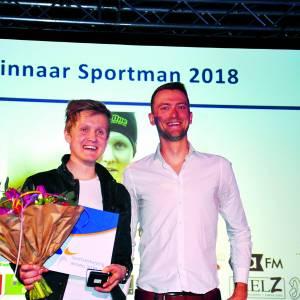 Doek valt voor Sportverkiezing Almelo