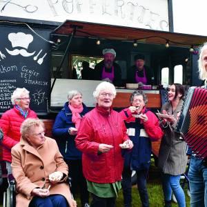 Het Meulenbelt viert gouden jubileum met foodtruckfestival