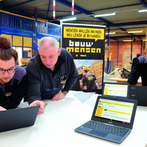 Proef met meer uren in de schoolbanken bij Bouwmensen Twente