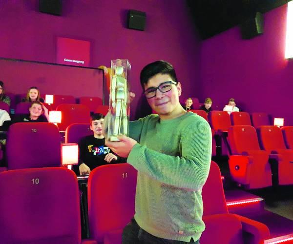 'Oscars' voor jonge filmmakers van Pius X