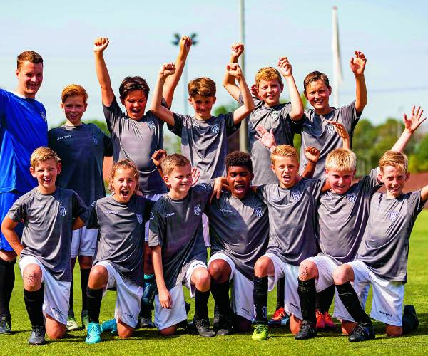 Inschrijving Heracles Soccer Camp voor meivakantie geopend