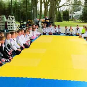 Judo Promotion Twente verkozen tot club van het jaar 2021 van Hengelo