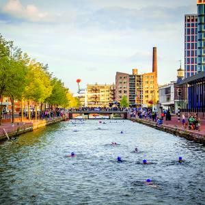 Duik in het diepe voor ALS tijdens de 2e editie van A Local Swim Almelo